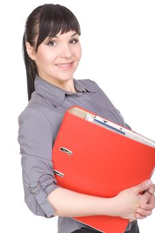 Free Businesswoman Stock Photography - 9822962