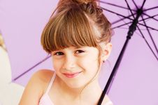 Free Beautiful Girl Stock Image - 9823231
