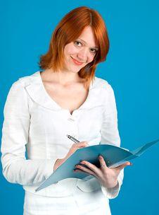 Free Secretary Stock Photo - 9823790