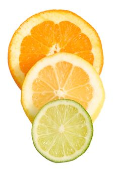 Free Citrus Rings Stock Photo - 9823870