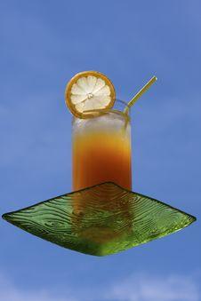 Free Flying Juice Stock Photo - 9824260