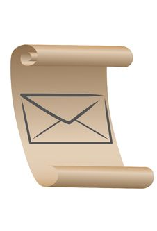 Free Mail Icon Royalty Free Stock Photography - 9824807