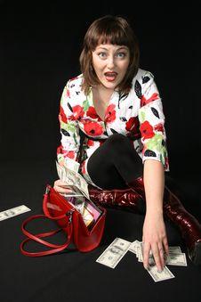 Free My Money Stock Photography - 9824922