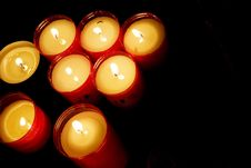 Free Candles Stock Photos - 9824963