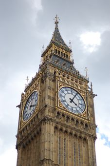 Free Big Ben Stock Photo - 9826260