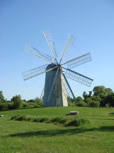 Free Boyd S Windmill Stock Images - 9826954