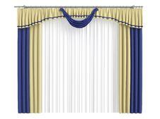 Free Curtains Stock Photos - 9827163
