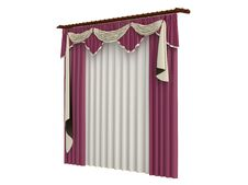 Free Curtains Royalty Free Stock Photography - 9827177