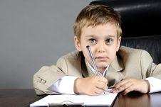Free Little Boy Stock Image - 9828801