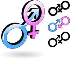 Free Symbols Stock Image - 9828901