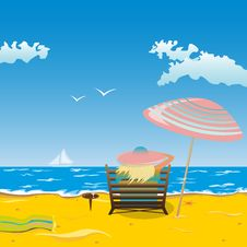 Free Beach Stock Images - 9829044