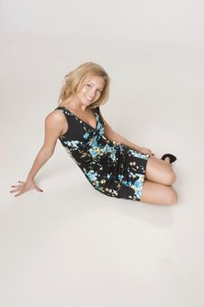 Free Girl 3 Stock Photo - 9829990