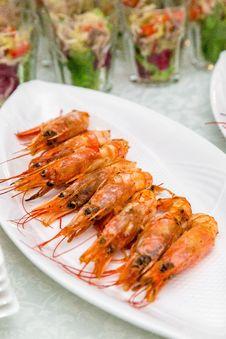 Free Shrimp Food Appetizer Royalty Free Stock Photo - 98221845