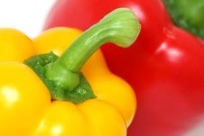 Free Peppers Royalty Free Stock Images - 9830309