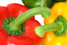 Free Peppers Royalty Free Stock Images - 9830319