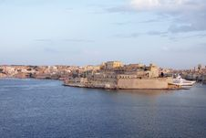 Free Fort St. Angelo Stock Image - 9831341
