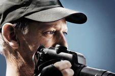 Free Photographer At Work Stock Photo - 9831490