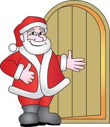 Free Santa Claus Royalty Free Stock Images - 9832519