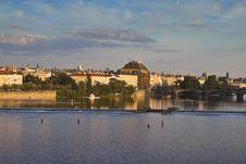 Free Vista Of Prague Stock Images - 9832974