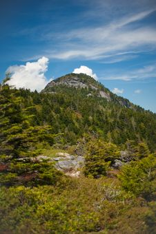 Free Mountains In North Carolina, USA Stock Images - 9833064