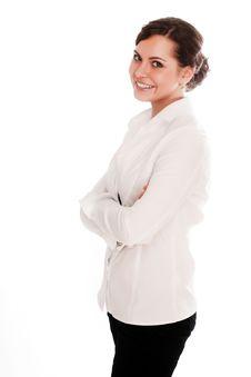 Free Businesswoman Stock Photo - 9835910