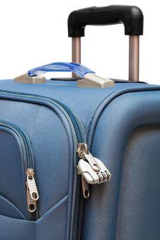 Free Modern Large Suitcase Stock Photo - 9836950