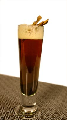 Free Beer Punch Royalty Free Stock Photography - 9837557
