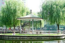 Free Nanchang China Garden Royalty Free Stock Photos - 9838548