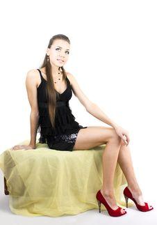 Free Beautyful Girl Royalty Free Stock Image - 9838876