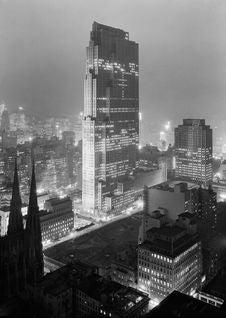 Free Rockefeller Center Skyscraper New York City Stock Photo - 98351530