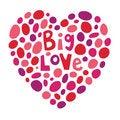Free Big Love Stock Photography - 9841922