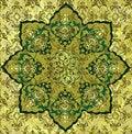 Free Grungy Ottoman Design Stock Image - 9848261