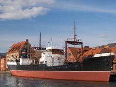 Free Historical Ship Stock Image - 9840471