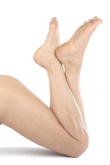Free Beautiful Woman Legs Stock Photos - 9843123