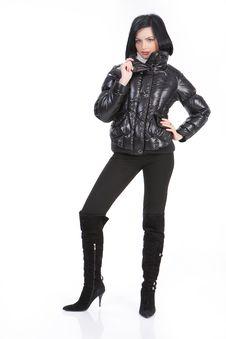 Free Winter Fashion Stock Photo - 9844110