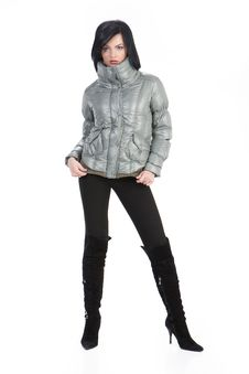 Free Winter Fashion Stock Photography - 9844132