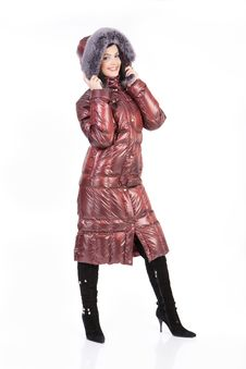 Free Winter Fashion Stock Photo - 9844240