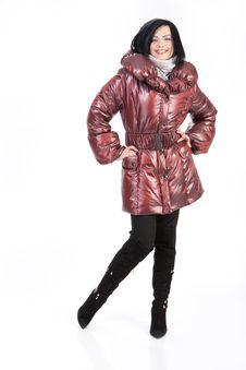 Free Winter Fashion Stock Photos - 9844263