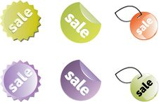 Free Sale Tags Stock Images - 9844464