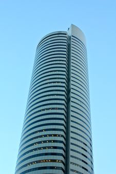 Free Spiral Building Royalty Free Stock Photography - 9844727