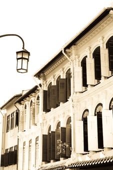 Free Old Houses Stock Photography - 9845122