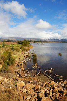 Free Theewaterskloof Dam Stock Images - 9845144