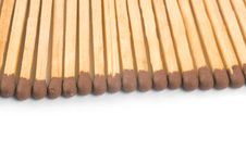 Free Closeup Wooden Matchsticks Stock Photo - 9847520