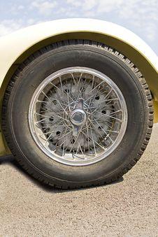 Free Wheel Spokes Stock Photos - 9847983
