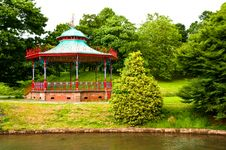 Free BandStand Stock Photos - 9848283