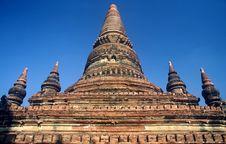 Free Temple,Myanmar Stock Photo - 9848660
