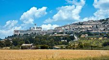 Free Assisi Landscape Stock Photos - 9848823