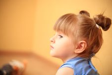 Free Little Girl Stock Images - 9849094