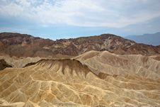 Free Death Valley Stock Image - 9849561