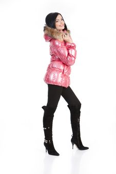 Free Winter Fashion Royalty Free Stock Photography - 9849847